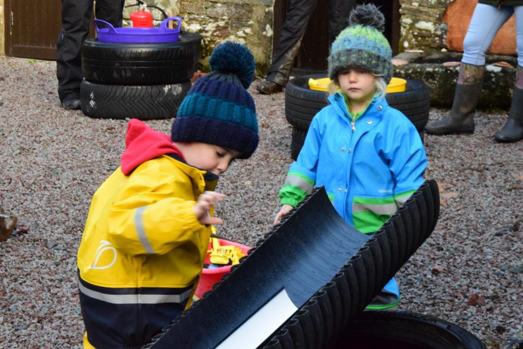 New nursery brings life to Kilmory garden