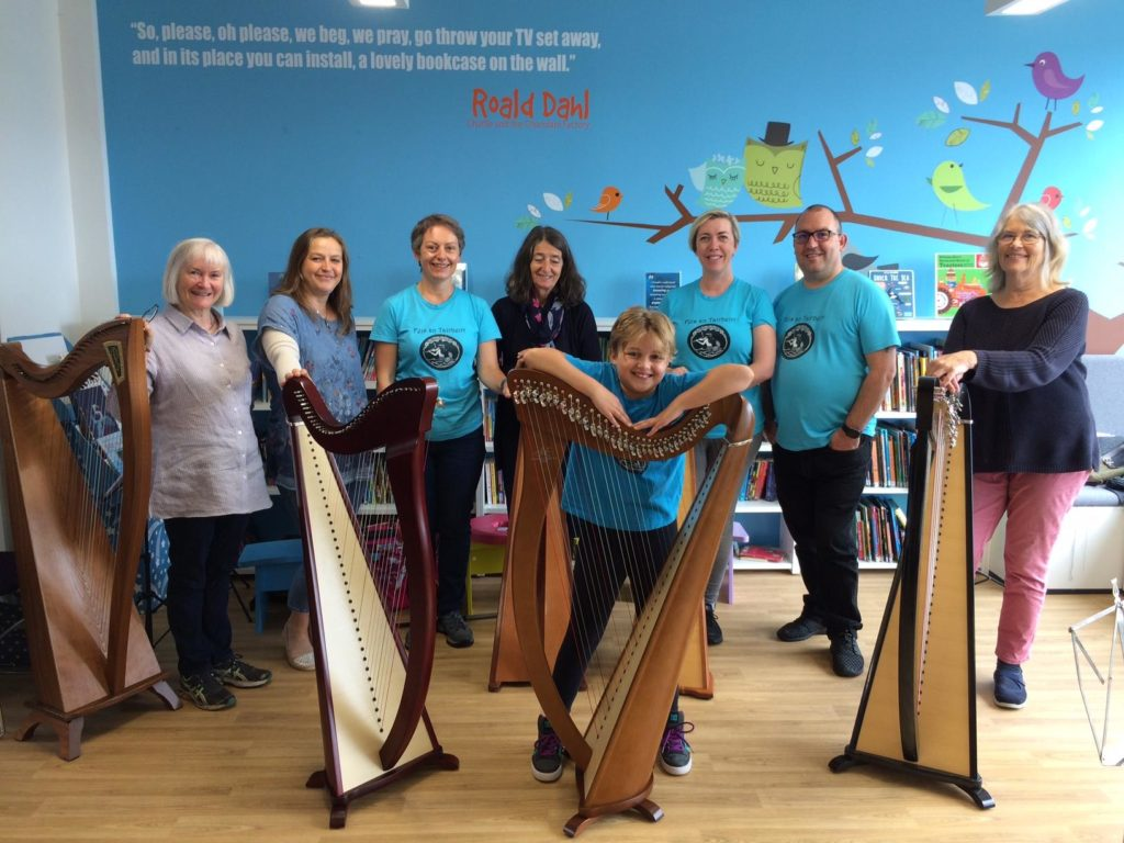 Fèis an Tairbeirt keeps traditional music alive and thriving in the area