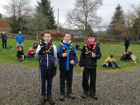 19th Argyll Scout Group – lockdown and beyond