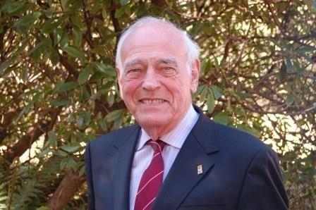 Provost Len Scoullar
