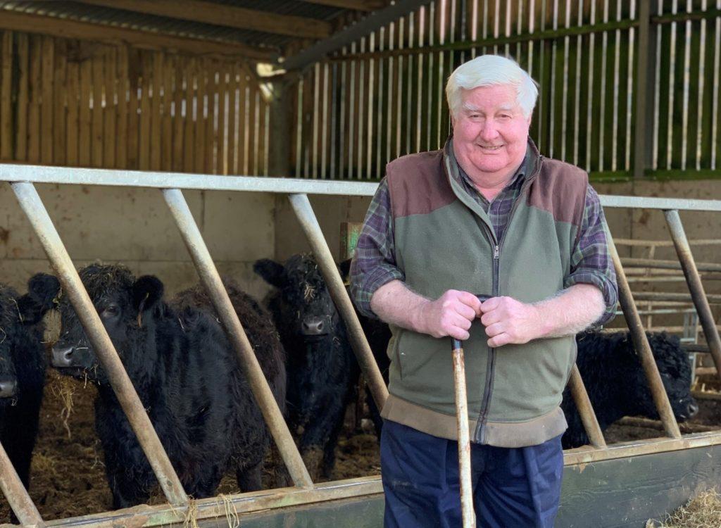 Inveraray farmer takes prestigious Stalwart award