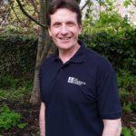 Chris Holden, the Fishermen's Mission port officer for Kintyre, Oban and the Islands.