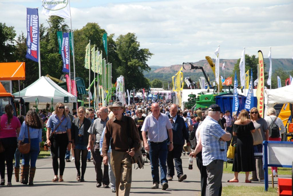 Virtual Highland show to be broadcast