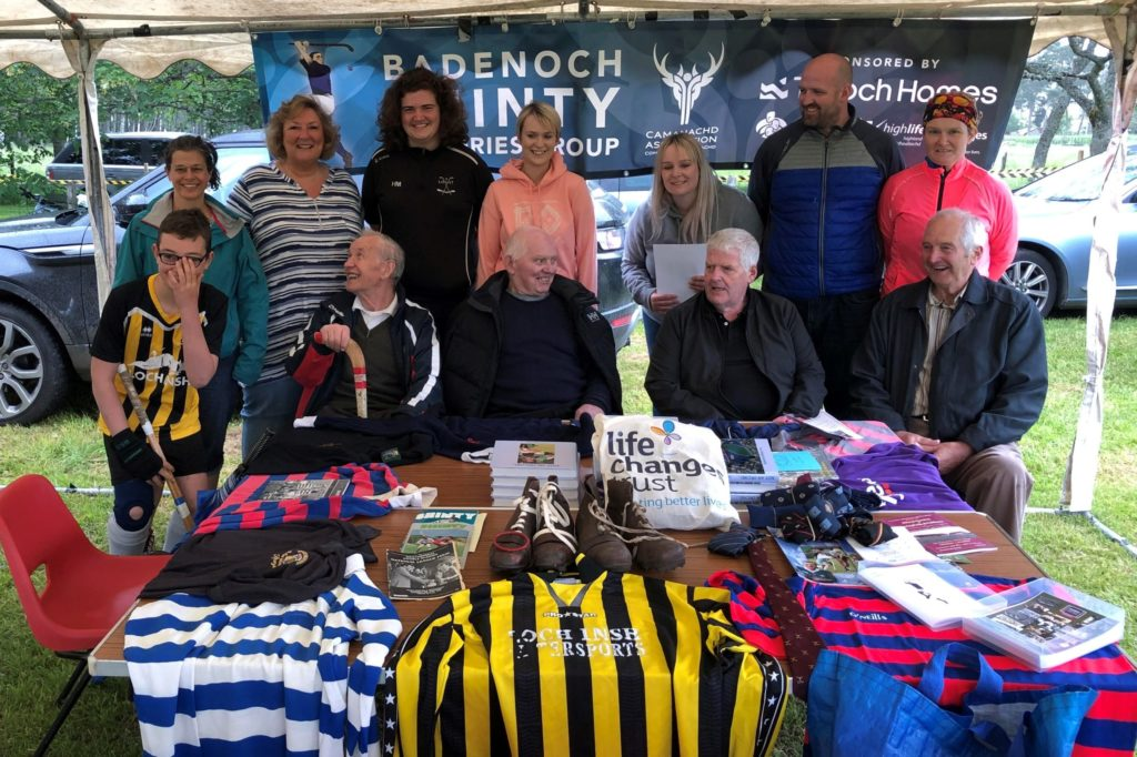 Celebrating Scotland's sporting heritage