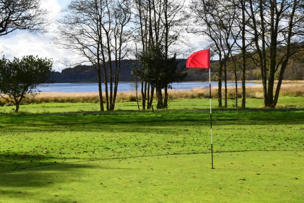 A Fyne golfing battle at Glenralloch