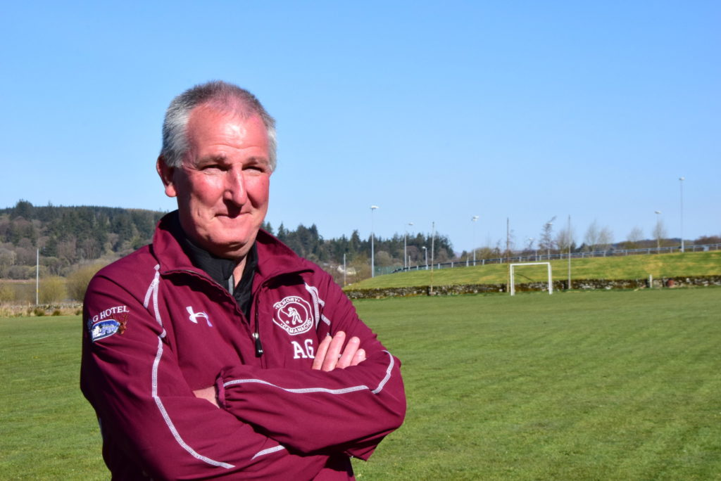 Excitement and apprehension as clubs eye shinty return