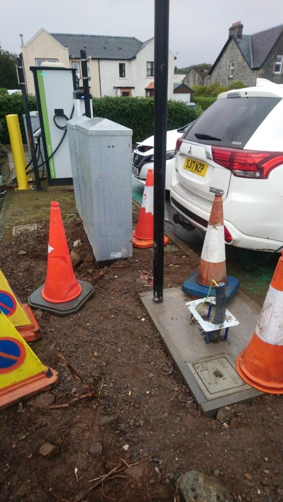 Council introduces fees for electric vehicle charging