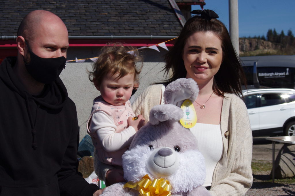 Furnace Easter Saturday raises cash and smiles