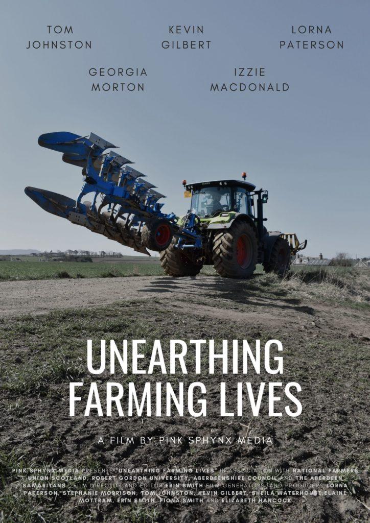 Film focus on farming mental health