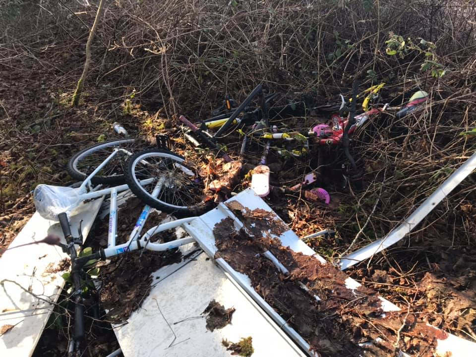 Call for politicians to tackle rural waste dumping