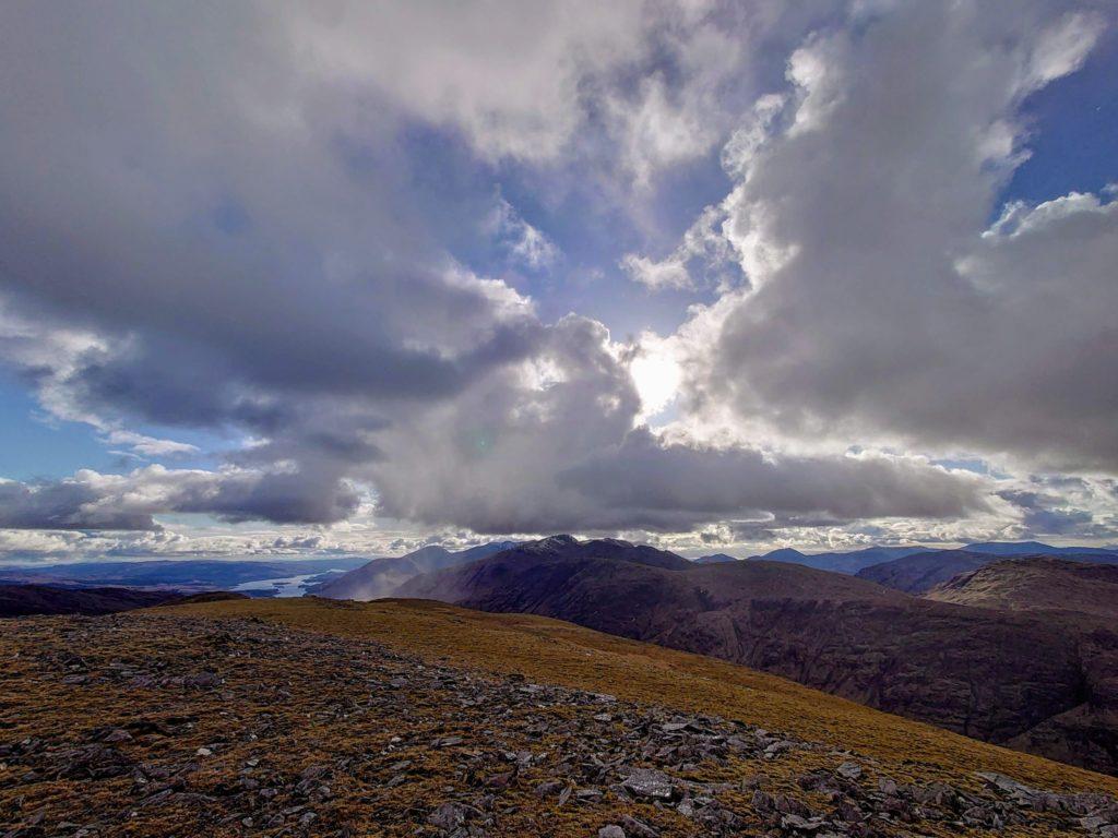 Heather's Treks: Beinn Mhic Mhonaidh – Mountain of the Son of the Moor