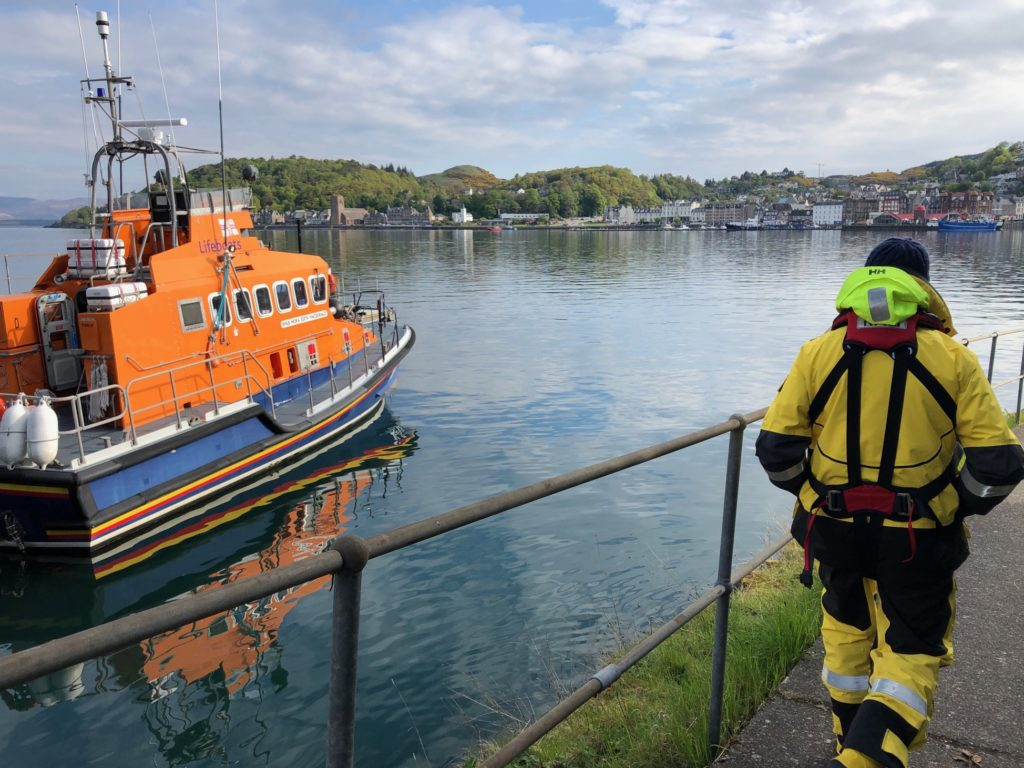 'Change of plan' sailor sparks lifeboat and helicopter search