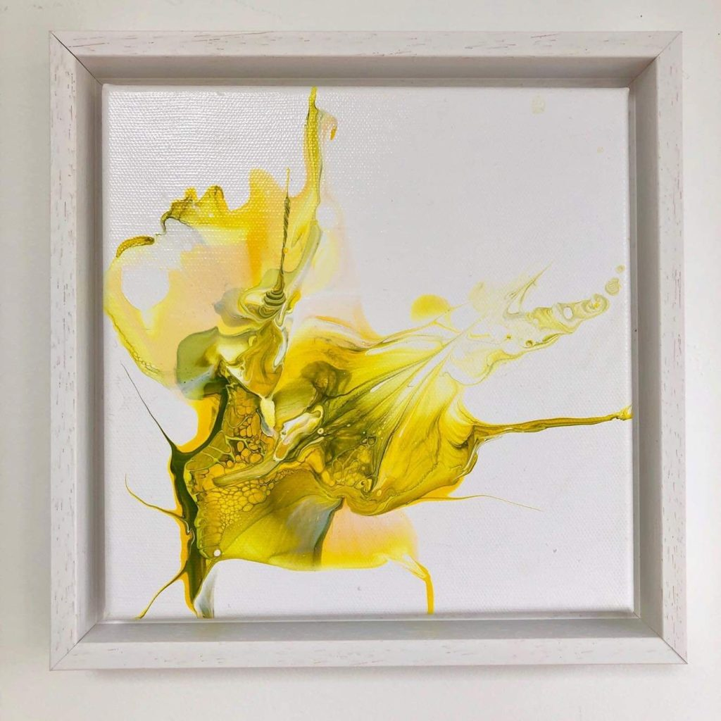 Flower-powered auction for Marie Curie