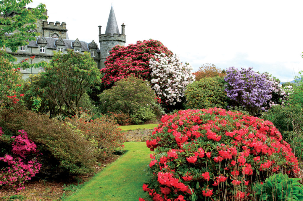 Inveraray Castle set to reopen for 2021