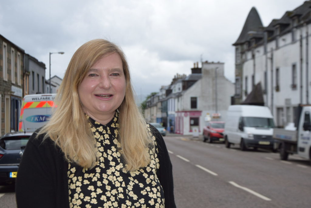 MSP 'politely but persuasively' making Argyll heard