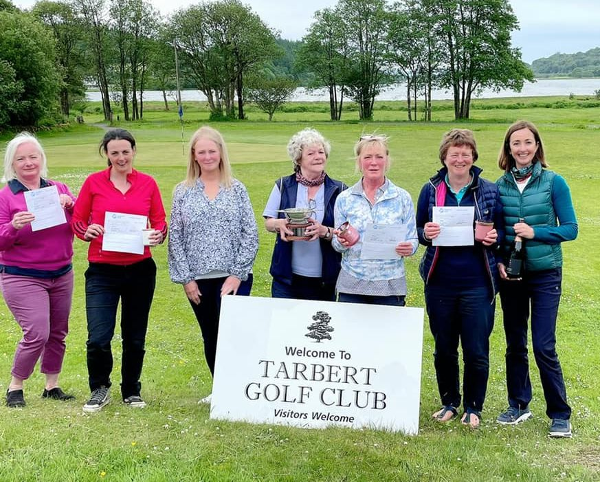 Georgie wins top Tarbert prize