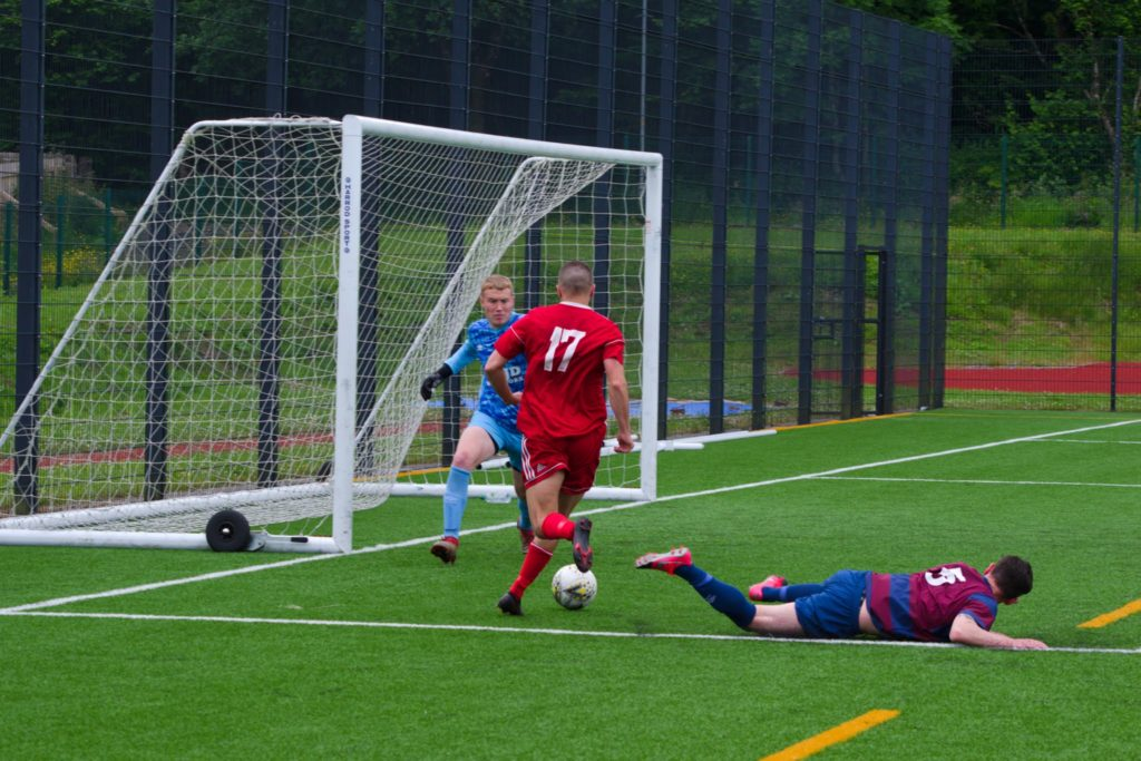 Red Star youngsters make their debut in Oban