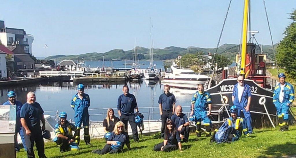 Argyll Coastguard commander urges public to be aware