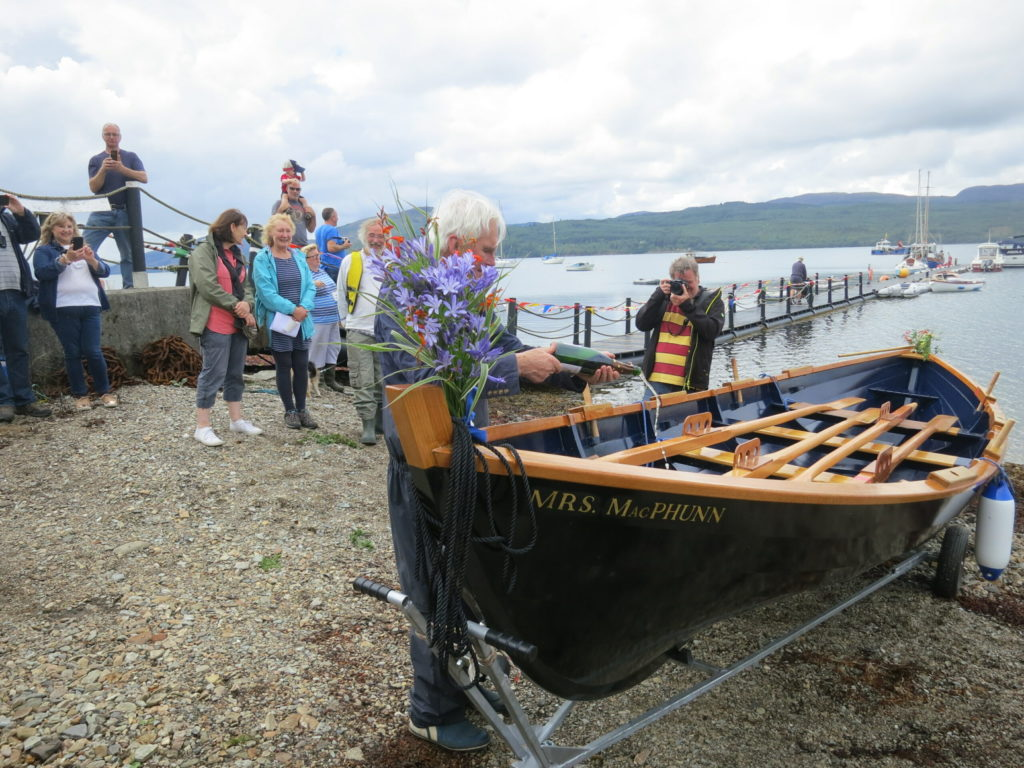 All welcome to join Loch Fyne rowing challenge