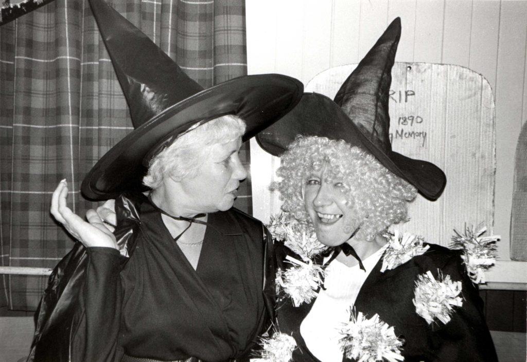 A coven of two at Kildonan.