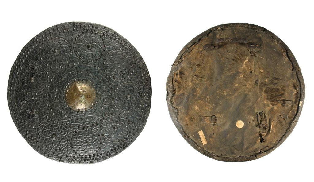 Highland targe (shield), circa 1623.