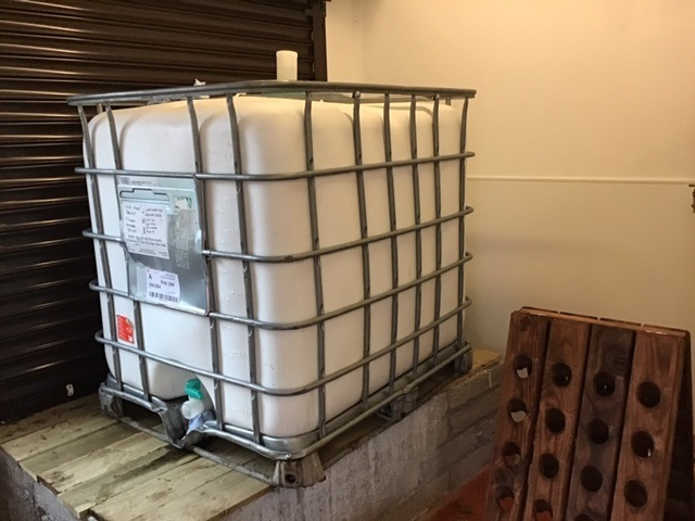 The first commercial cider produced at the Loch Earn brewery site.