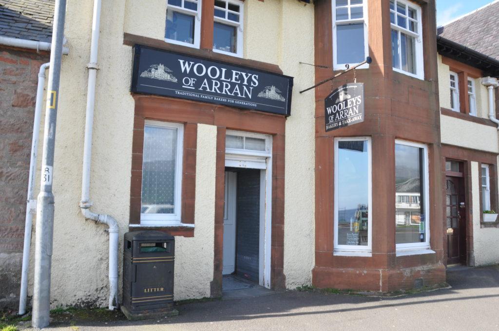Bakers Wooleys has reopened.