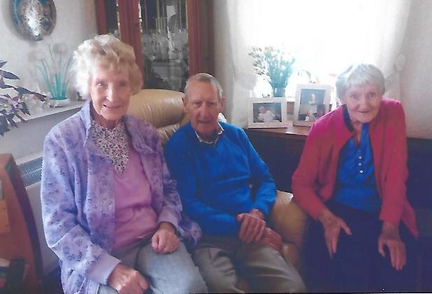 Janet Mulholland, Lachlan Mackinnon, and Morag Reid.