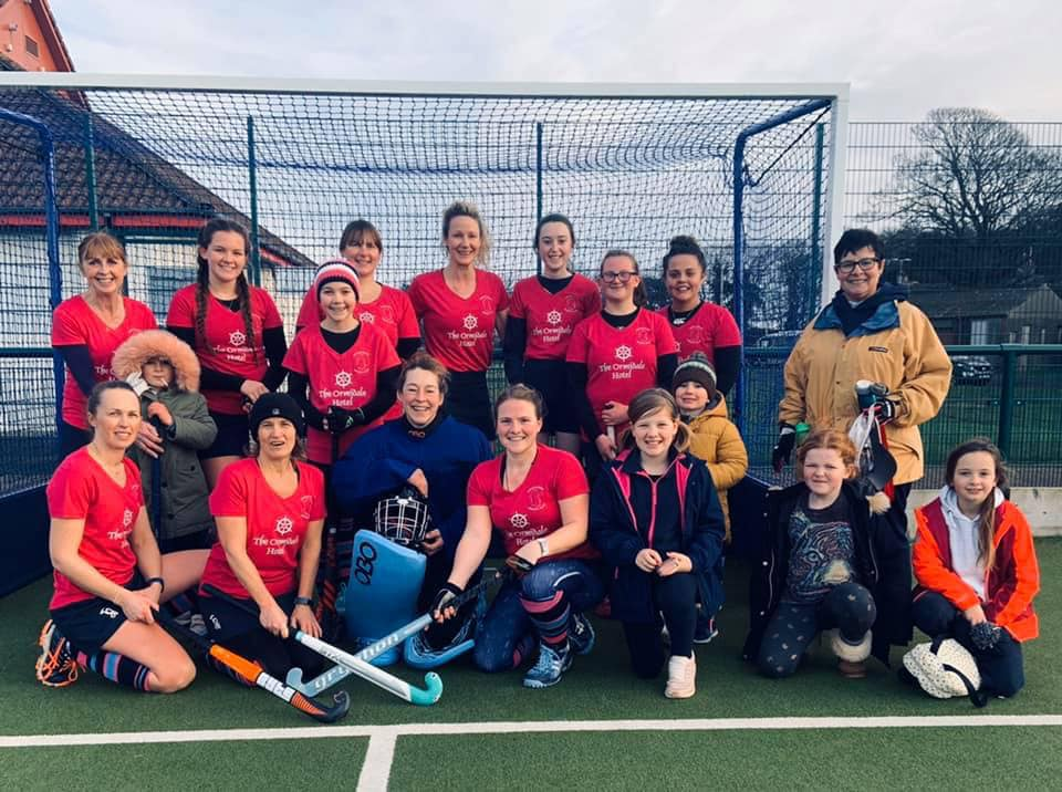 JANUARY: Following a nine-week break over the festive season the Arran Ladies hockey team made a spirited return with a victory against Troon Ladies.