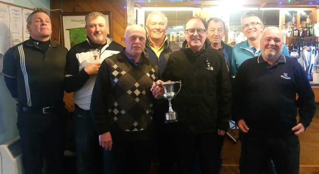 MARCH: Lamlash golfers once again took the AGA Winter League/Duncan Trophy. The club has now won the trophy five times out of the last six years.