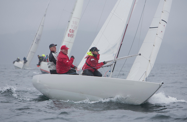 The Scottish Series has a number of sailing classes which attract a wide variety of sailors from all over the world.