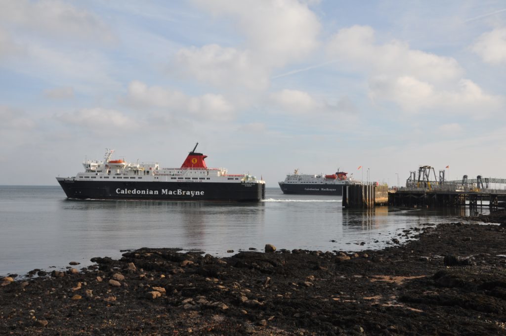 Ferry services thrown a lifeline with £3.5M resilience boost