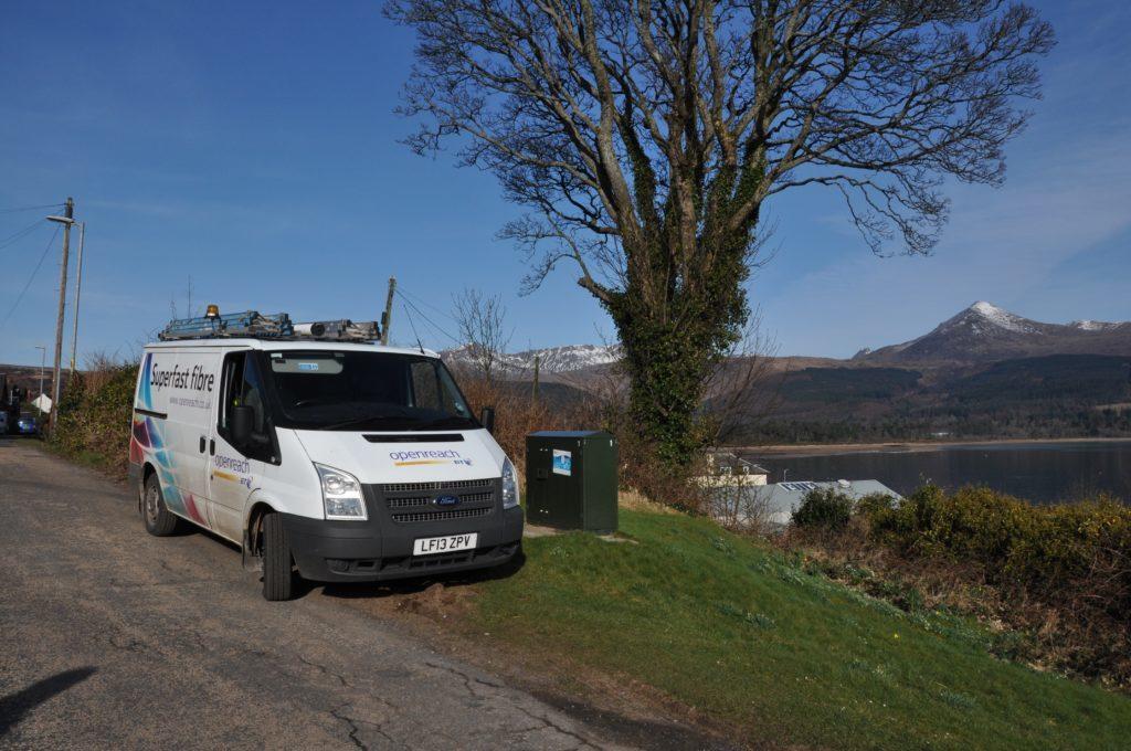 UK government fails on broadband funding