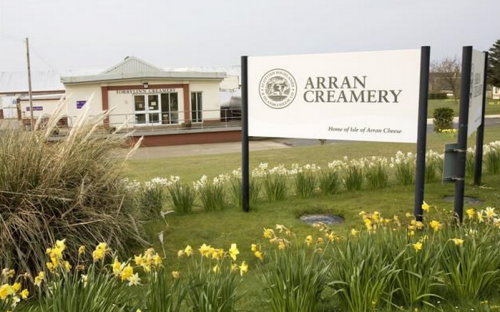 Arran Creamery to close