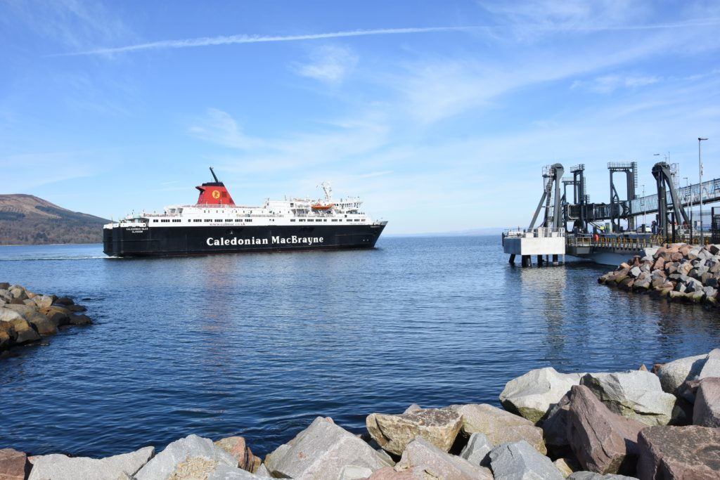 United plea for more capacity on ferries