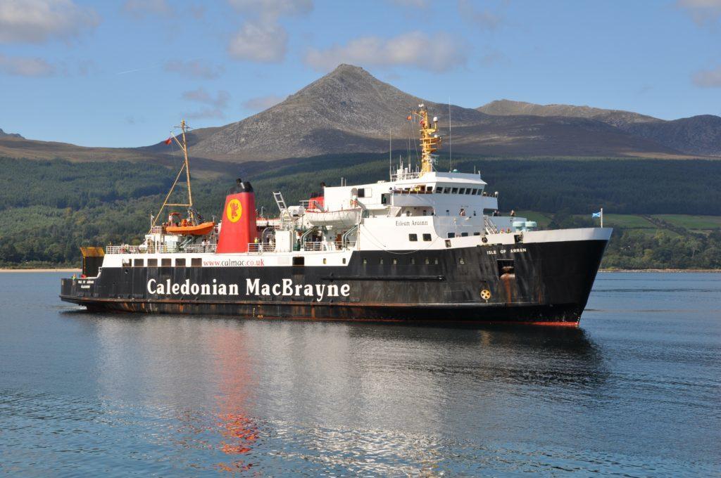 We'll run new freight ferry if CalMac can't