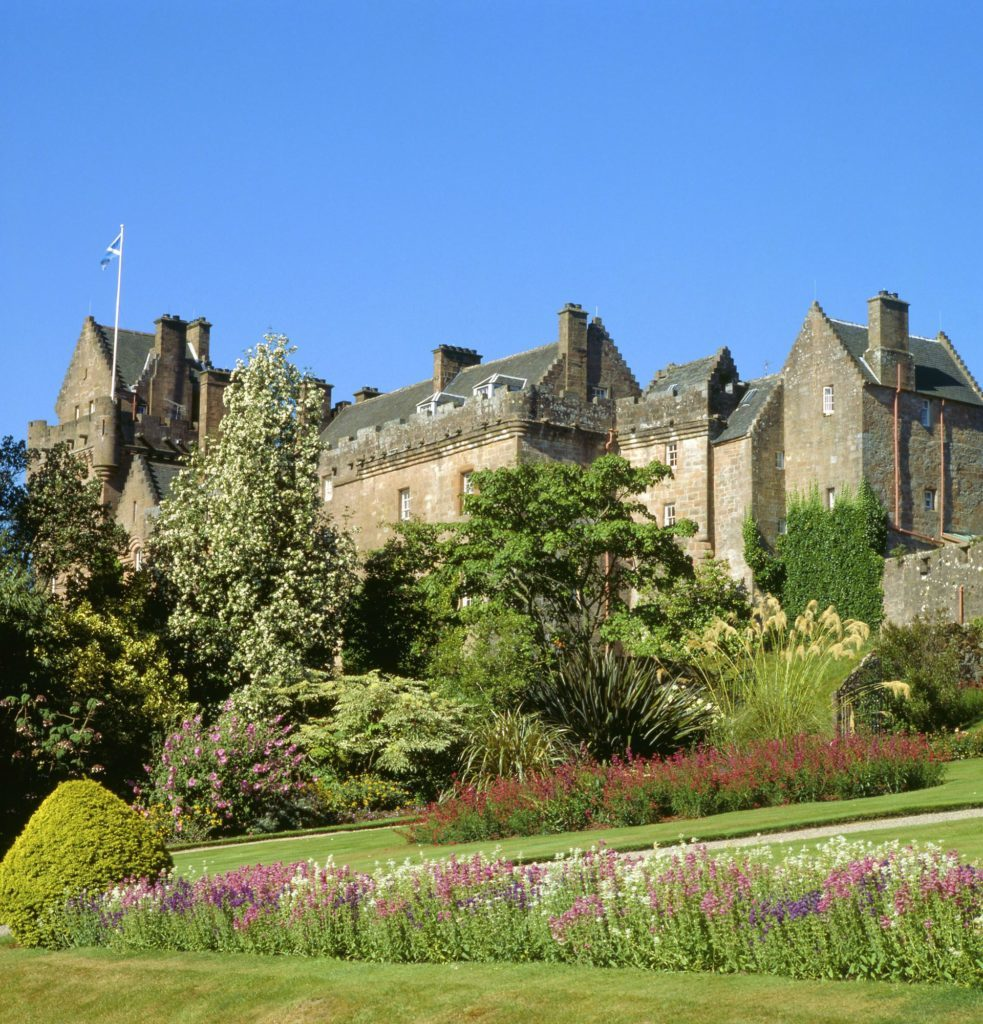 Brodick Castle gardens to reopen
