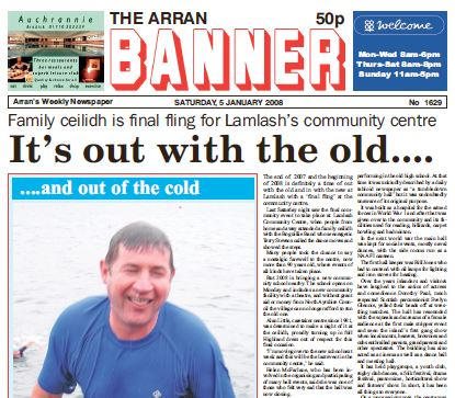 Arran Banner PDF Archive 2008