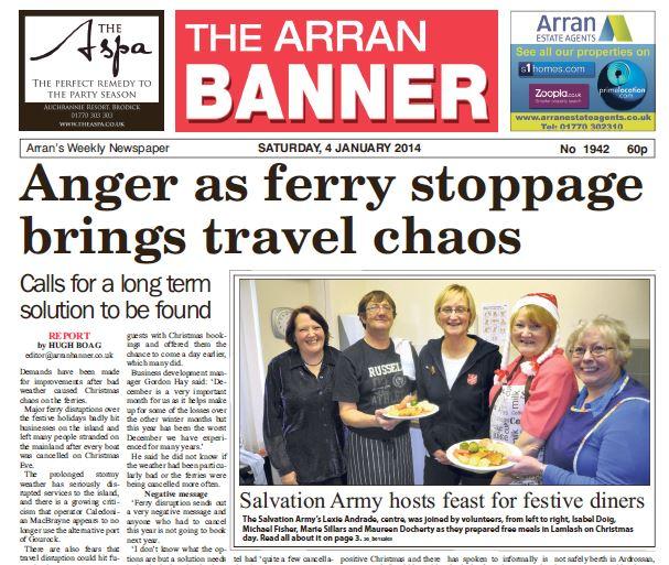 Arran Banner PDF Archive 2014