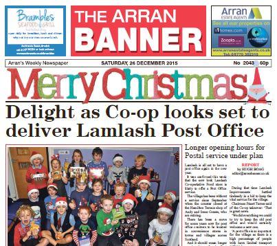 Arran Banner PDF Archive 2015