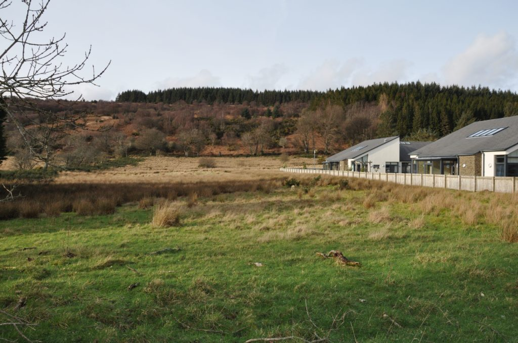 Housing plans resubmitted for Glen Cloy site