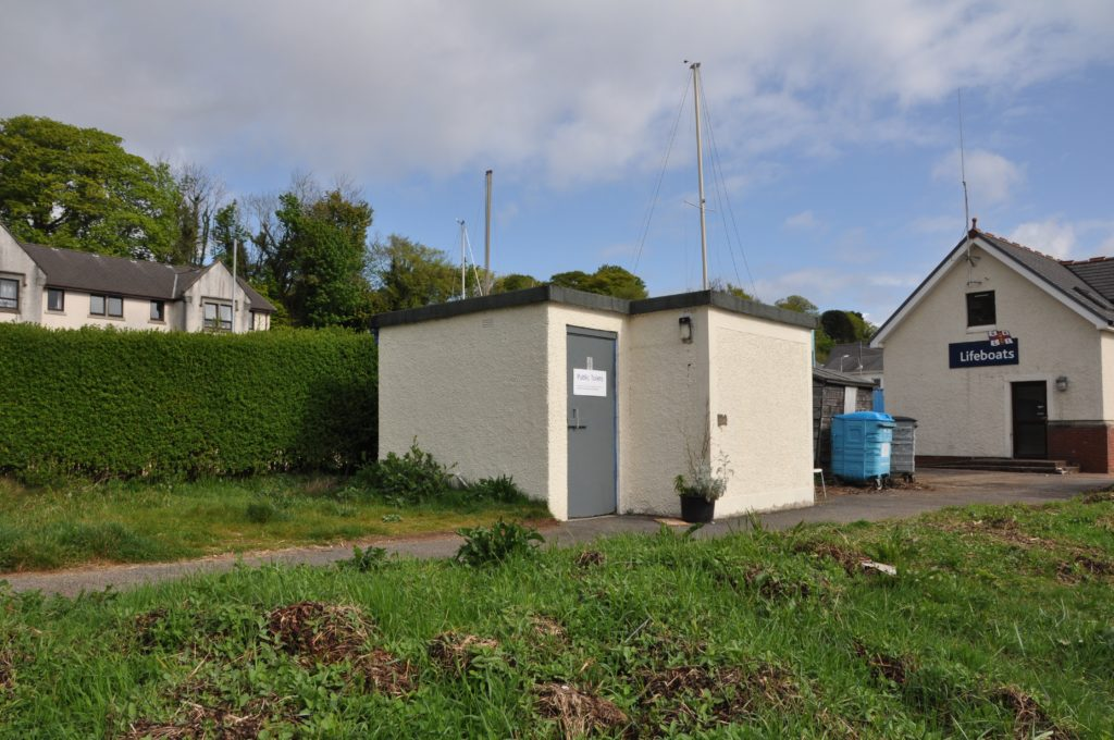 Arran loos get cash to reopen