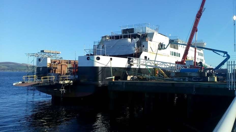 Calls to scrap ferries and start again