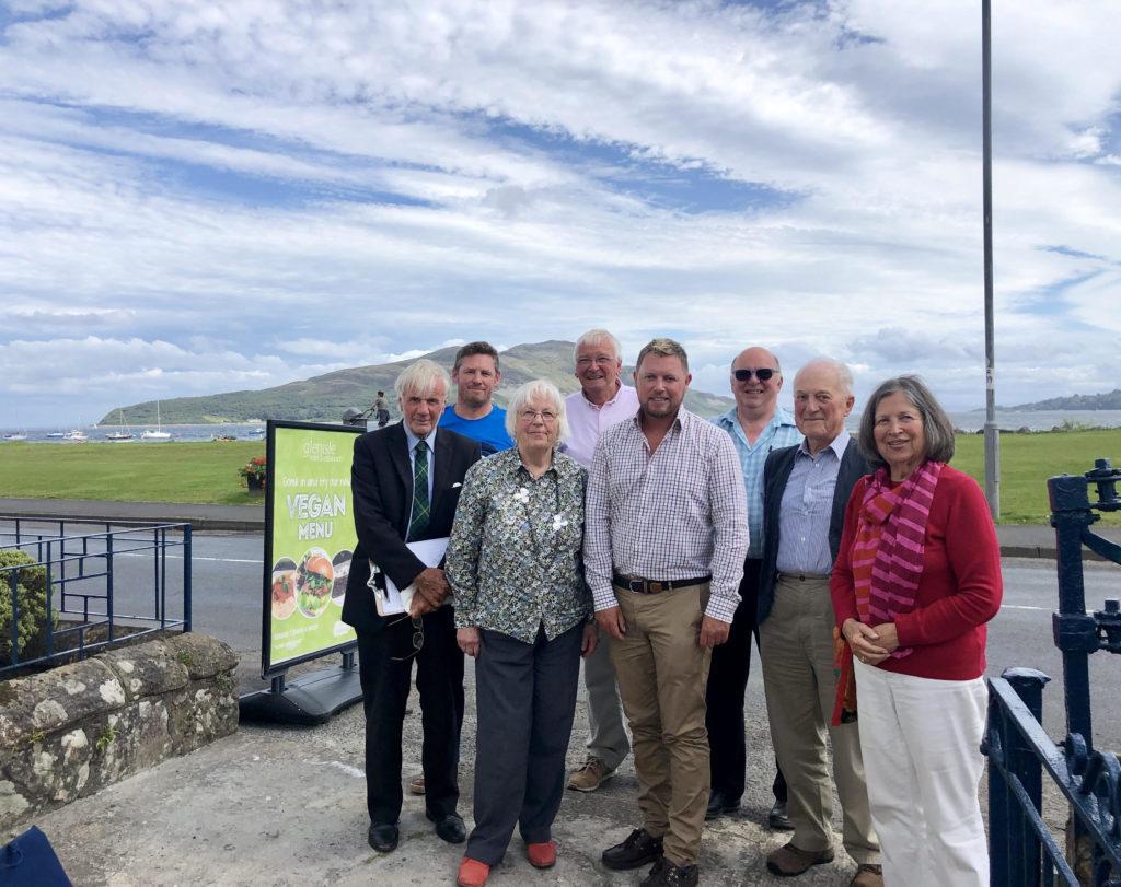 Glen Sannox is 'only option' Greene tells ferry group