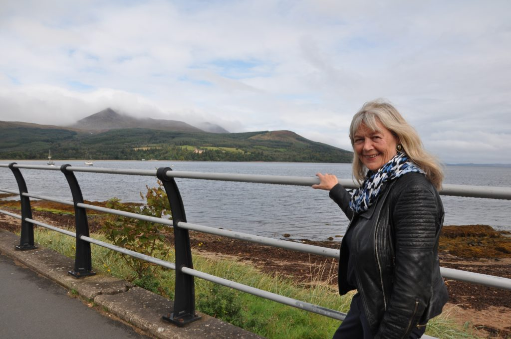 Changes on the way to Arran
