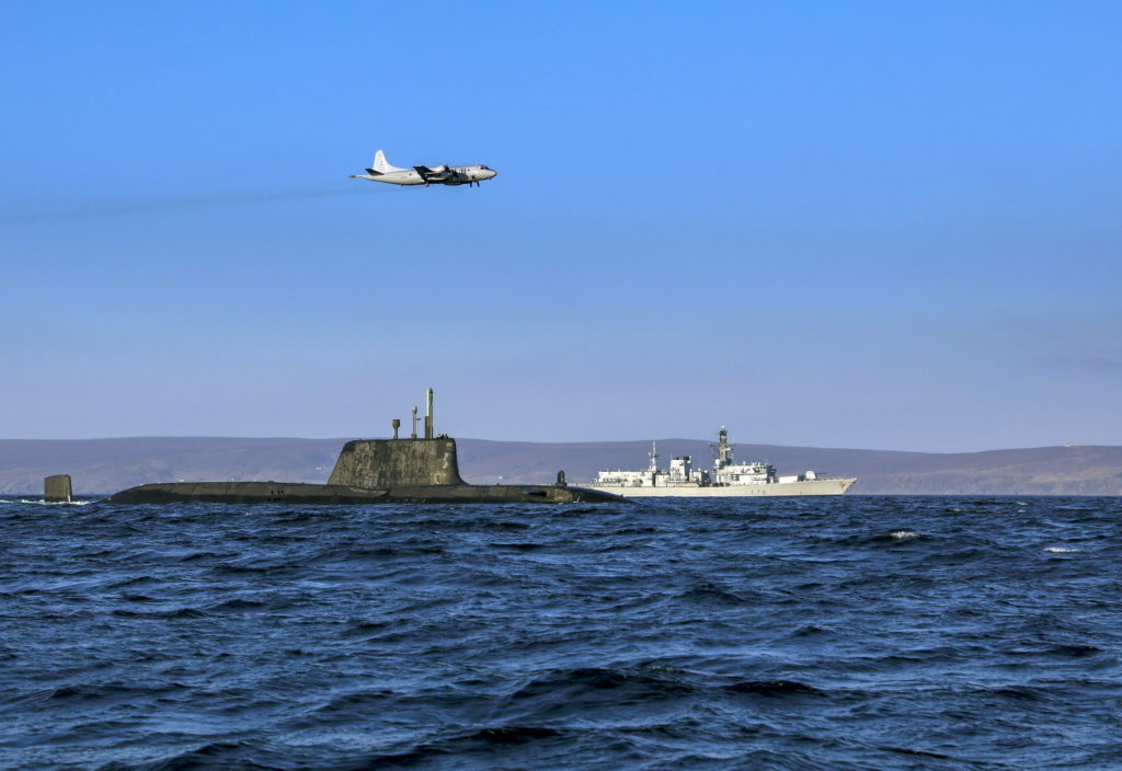 Joint Warrior exercise set to get underway
