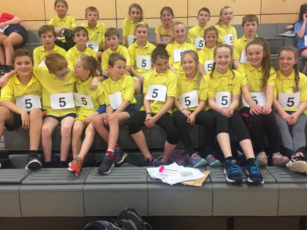 Young Arran athletes make it through to finals
