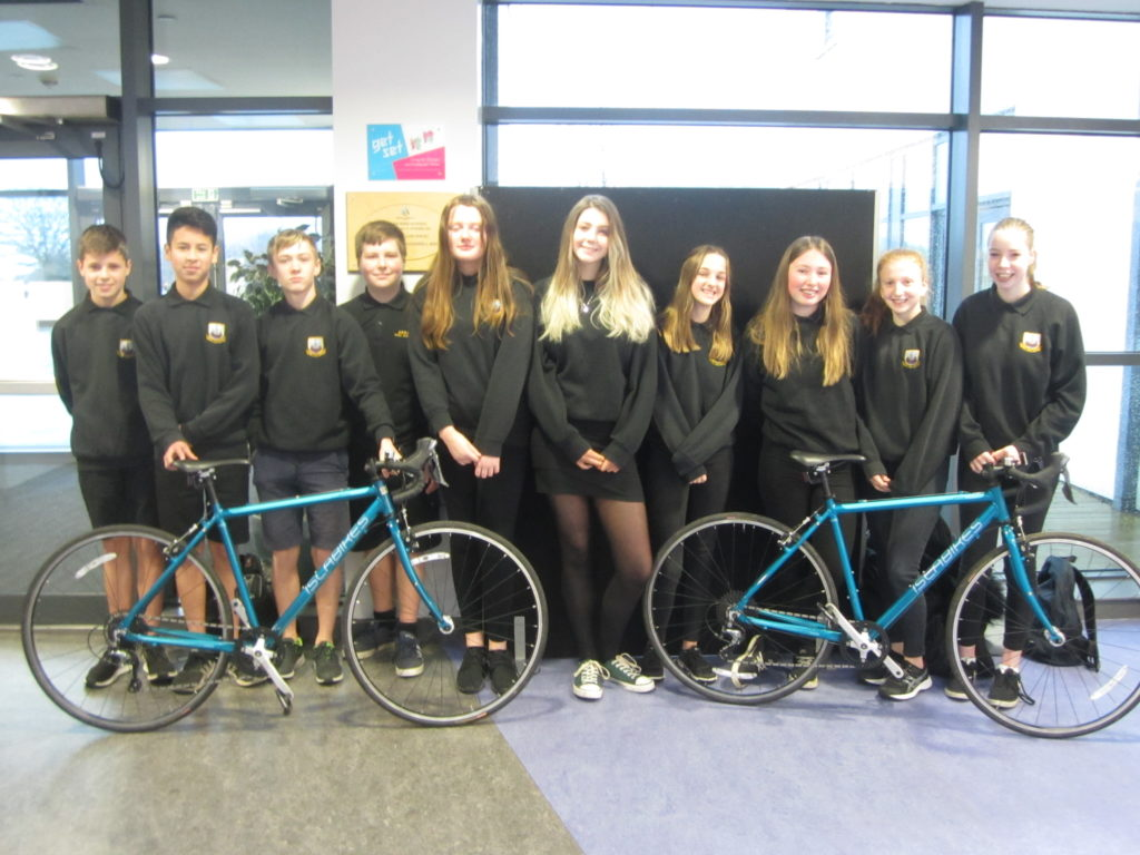 High School pupils prepare for Outer Hebrides challenge