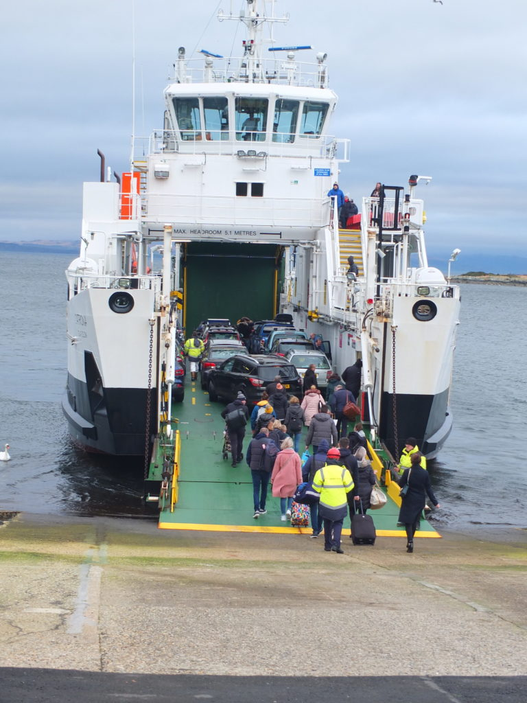 Timeline of New Year ferry misery