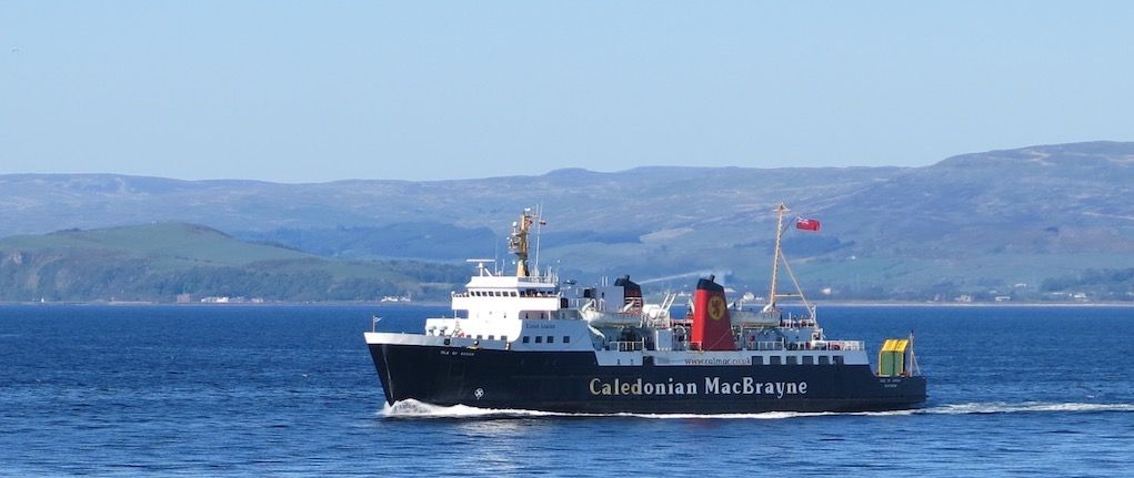 Delayed Arran charter all set to sail